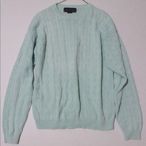 Mark Fore & Strike Men's Crewneck Sweater in Mint